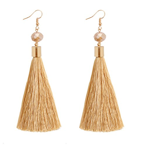 dca0317bd Cold water clean and handing dry. Ships from amazon, satisfaction  guaranteed. Nlcac jewelry translates the tassel ...